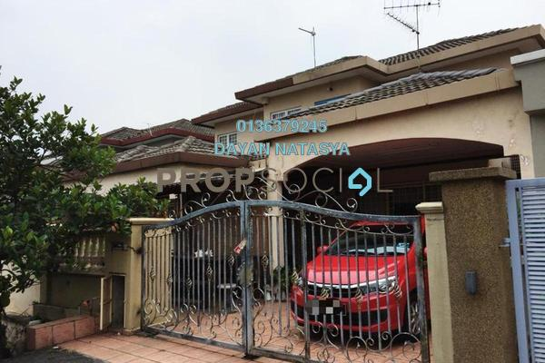 Terrace For Sale in SS12, Subang Jaya Freehold Semi Furnished 3R/2B 638k