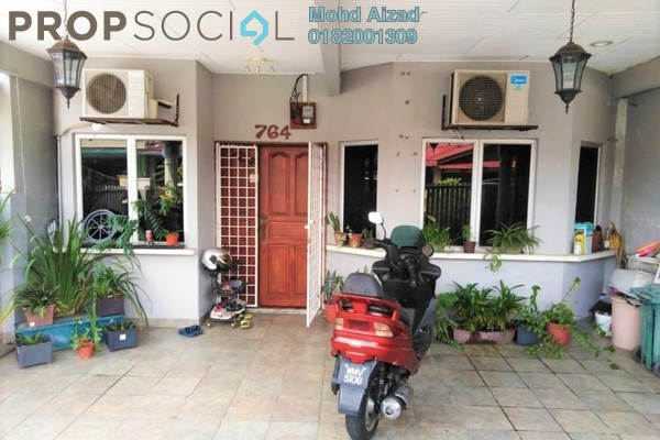 For Sale Terrace at Bandar Baru Sungai Buloh, Sungai Buloh Freehold Unfurnished 4R/2B 450k