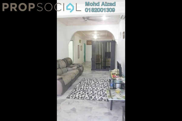 For Sale Terrace at Pandan Indah, Pandan Indah Freehold Unfurnished 3R/2B 498k