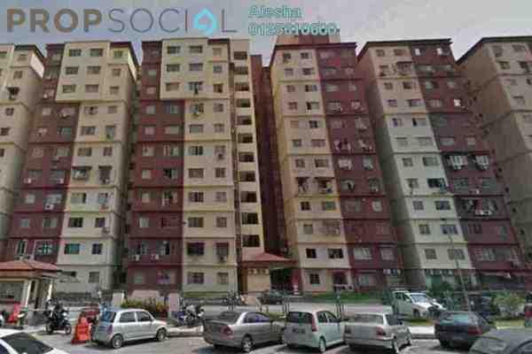 Apartment For Sale in Cendana Apartment, Bandar Sri Permaisuri Freehold Unfurnished 0R/0B 220k