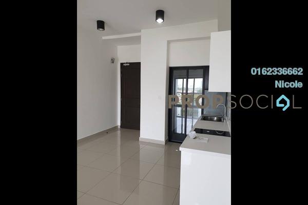Condominium For Rent in Glomac Centro, Bandar Utama Freehold Unfurnished 3R/2B 1.9k