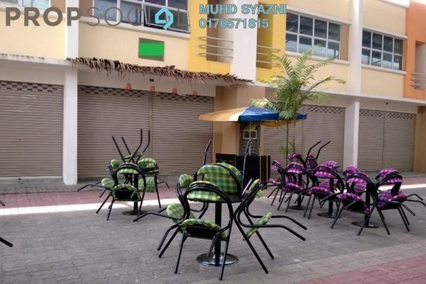 Shop For Rent in Bandar Puncak Alam, Kuala Selangor Freehold Semi Furnished 0R/0B 1.2k