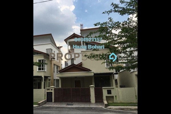 Bungalow For Sale in Section 4, Shah Alam Freehold Semi Furnished 7R/7B 2.1m