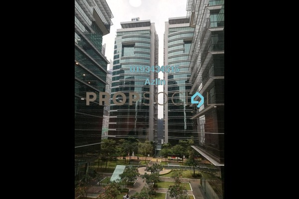 Office For Rent in The Horizon, Bangsar South Freehold Semi Furnished 0R/0B 22.8k
