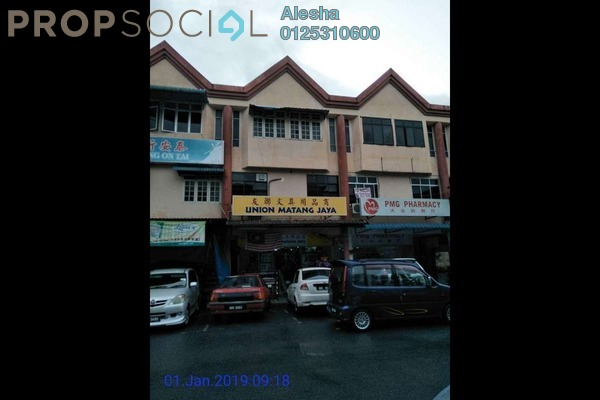 Shop For Sale in Synergy Square, Petra Jaya Leasehold Unfurnished 0R/0B 80.2k