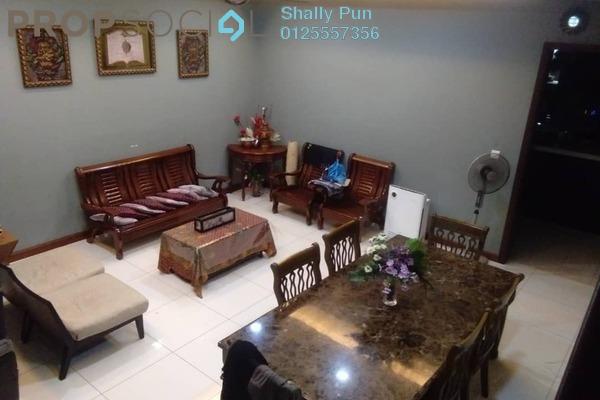 Terrace For Sale in BK9, Bandar Kinrara Freehold Semi Furnished 4R/3B 1.35m