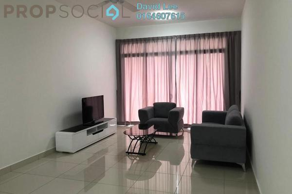 Condominium For Rent in Mont Residence, Tanjung Tokong Freehold Fully Furnished 3R/2B 2.6k