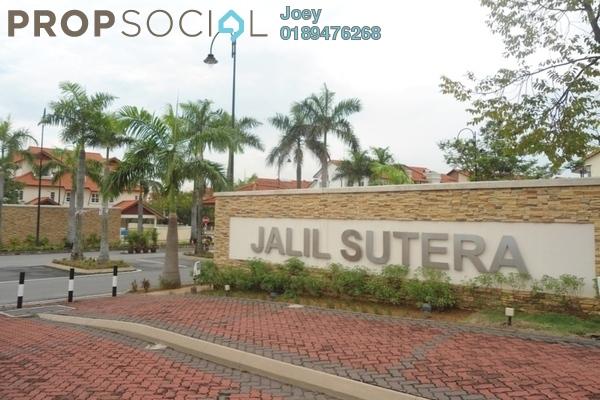 Superlink For Sale in Jalil Sutera, Bukit Jalil Freehold Unfurnished 5R/4B 1.7m