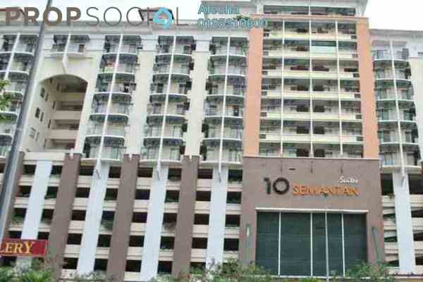 Apartment For Sale in 10 Semantan, Damansara Heights Freehold Unfurnished 0R/0B 270k