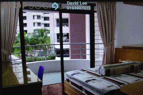 Condominium For Rent in Twin Towers, Tanjung Bungah Freehold Fully Furnished 3R/2B 1.8k