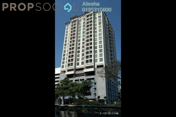 Apartment For Sale in 231 TR, KLCC Freehold Unfurnished 0R/0B 400k
