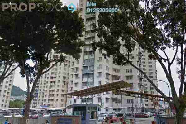 Apartment For Sale in Desa Bayan, Sungai Ara Freehold Unfurnished 0R/0B 297k
