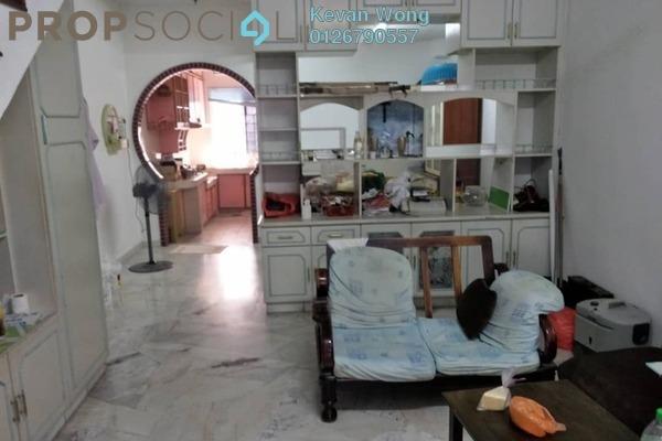 Terrace For Rent in Taman Sri Gombak, Batu Caves Freehold Semi Furnished 3R/3B 1.4k