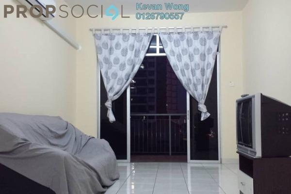 Condominium For Rent in Diamond Regency, Setapak Freehold Fully Furnished 3R/2B 1.4k
