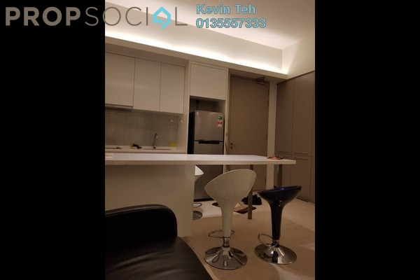 Condominium For Sale in The Signature, Sri Hartamas Freehold Fully Furnished 1R/1B 580k
