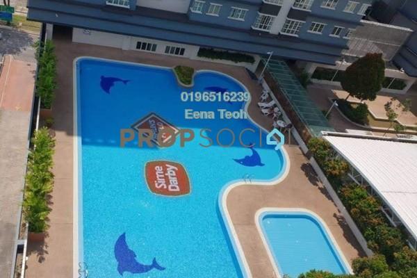 Condominium For Sale in Subang Avenue, Subang Jaya Freehold Fully Furnished 3R/1B 660k