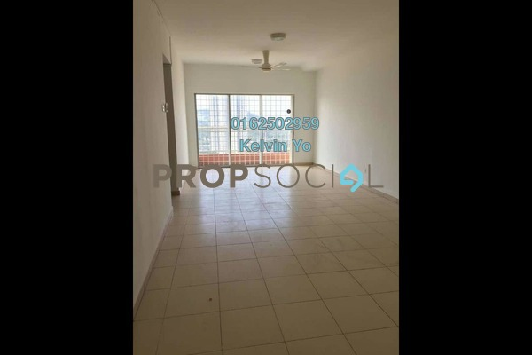 Condominium For Rent in Plaza Medan Putra, Bandar Menjalara Freehold Semi Furnished 4R/2B 1.05k