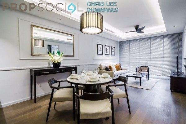 Condominium For Sale in The Ruma, KLCC Freehold Semi Furnished 2R/2B 2.25m