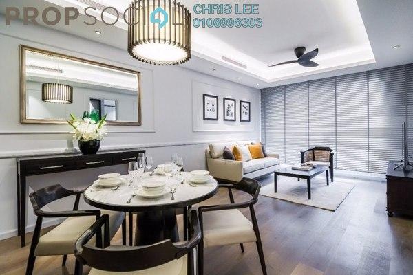 Condominium For Sale in The Ruma, KLCC Freehold Semi Furnished 3R/3B 4.1m