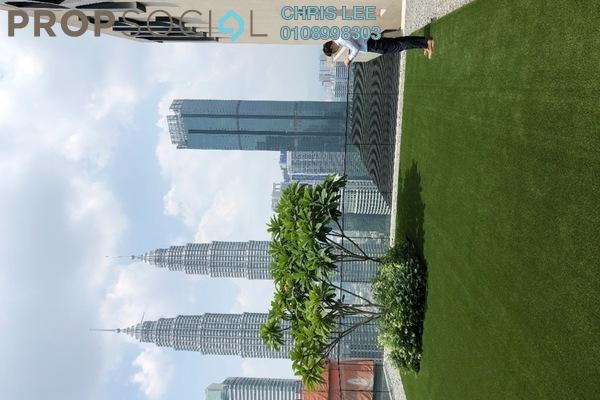 Condominium For Sale in The Ruma, KLCC Freehold Semi Furnished 3R/3B 3.11m