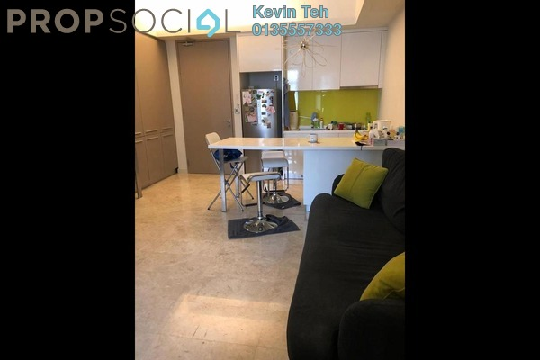 Condominium For Sale in The Signature, Sri Hartamas Freehold Fully Furnished 1R/1B 510k