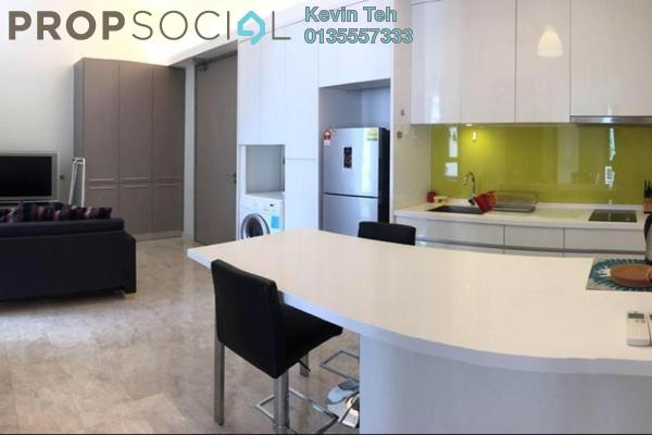 Condominium For Sale in The Signature, Sri Hartamas Freehold Fully Furnished 2R/1B 625k