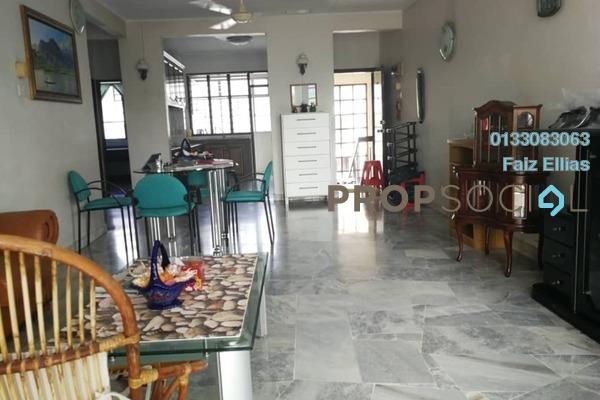 Condominium For Sale in Sri Ayu, Setiawangsa Freehold Unfurnished 3R/2B 470k