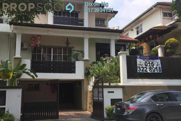 Semi-Detached For Sale in Taman Lagenda Mas, Cheras South Freehold Semi Furnished 5R/4B 1.55m