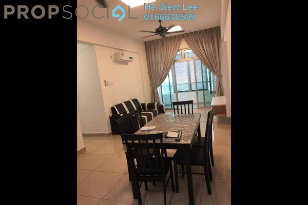 Apartment For Sale in Midori Green @ Austin Heights, Tebrau Freehold Fully Furnished 3R/2B 550k