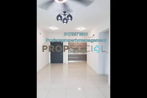 Condominium For Rent in Emira, Shah Alam Freehold Unfurnished 2R/2B 2k