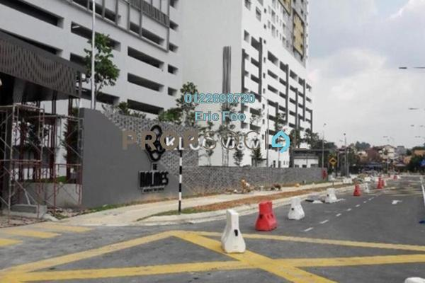 Condominium For Rent in The Holmes, Bandar Tun Razak Freehold Unfurnished 3R/2B 1.3k