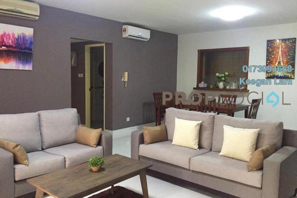 Condominium For Rent in Mont Kiara Bayu, Mont Kiara Freehold Fully Furnished 3R/2B 3.4k