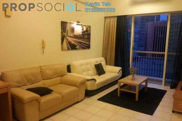 Condominium For Rent in Seri Bukit Ceylon, Bukit Ceylon Freehold Fully Furnished 1R/1B 2.4k