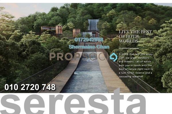 Condominium For Sale in Damansara Seresta, Bandar Sri Damansara Freehold Semi Furnished 3R/2B 880k