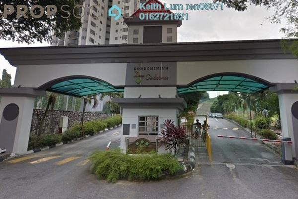 Condominium For Sale in Desa Cindaimas, Old Klang Road Freehold Semi Furnished 4R/2B 580k