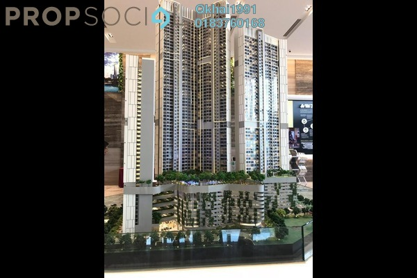 Condominium For Sale in Agile, Bukit Bintang Freehold Semi Furnished 2R/2B 1.1m