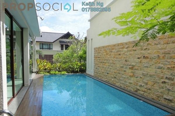 Villa For Sale in Villa Mont Kiara, Mont Kiara Freehold Semi Furnished 5R/6B 5m