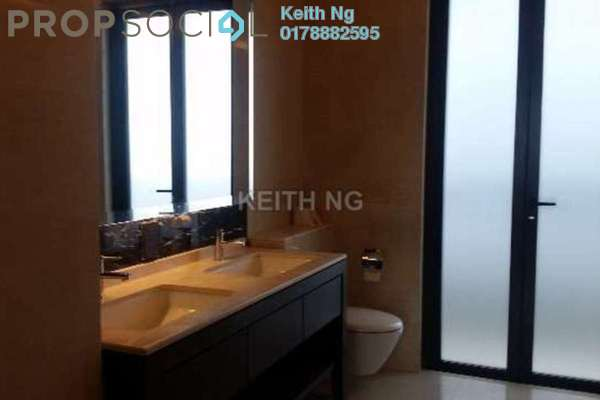 For Rent Condominium at The Binjai On The Park, KLCC Freehold Semi Furnished 3R/3B 12k