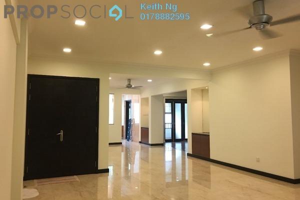 Condominium For Sale in Palmyra, Bangsar Freehold Semi Furnished 4R/5B 3.5m
