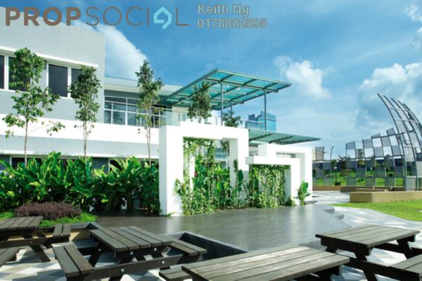 For Sale Bungalow at The Effingham, Bandar Utama Freehold Semi Furnished 6R/7B 5.3m