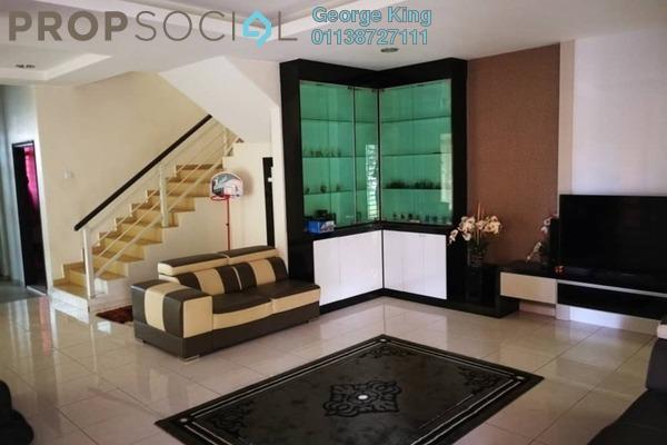 Terrace For Sale in Kampung Pengkalan Badak, Bukit Katil Freehold Semi Furnished 4R/3B 570k