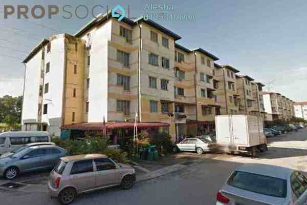 Apartment For Sale in Fiona Apartment, Batu Caves Freehold Unfurnished 0R/0B 150k