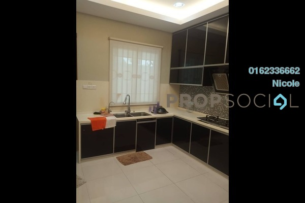 For Rent Bungalow at Sunway Giza, Kota Damansara Freehold Semi Furnished 7R/5B 5.5k