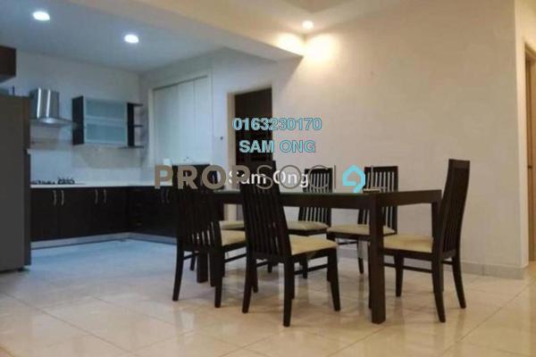 Condominium For Rent in Sterling, Kelana Jaya Freehold Fully Furnished 3R/2B 2.4k