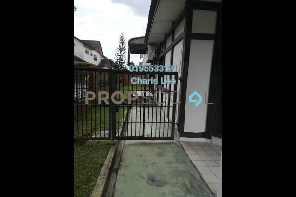 Semi-Detached For Sale in SL8, Bandar Sungai Long Freehold Unfurnished 4R/3B 1.2m