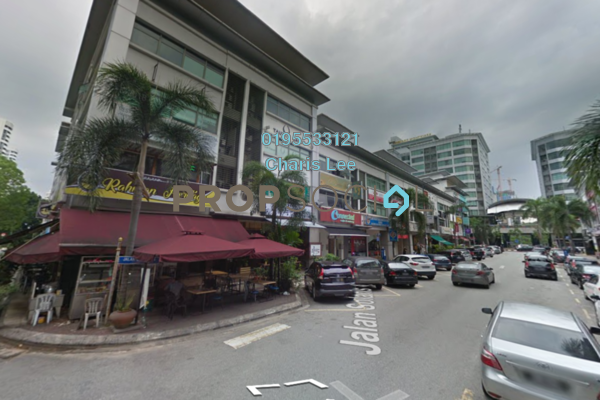 Shop For Sale in Solaris Mont Kiara, Mont Kiara Freehold Unfurnished 0R/0B 10m