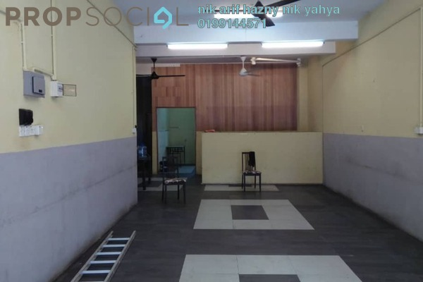 Shop For Rent in Kok Lanas, Ketereh Freehold Fully Furnished 3R/3B 2k
