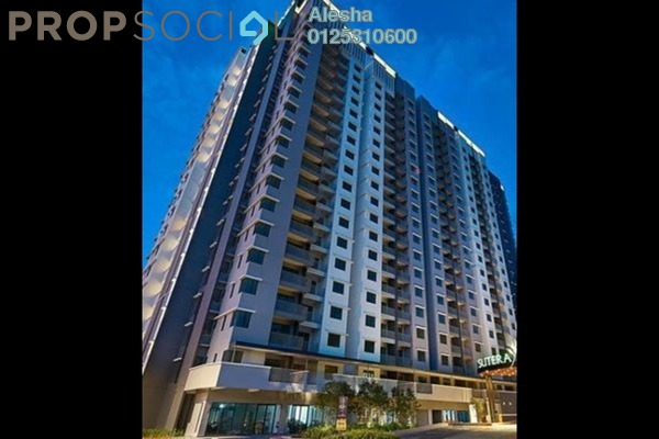 Condominium For Sale in Sutera Pines, Bandar Sungai Long Freehold Unfurnished 0R/0B 375k