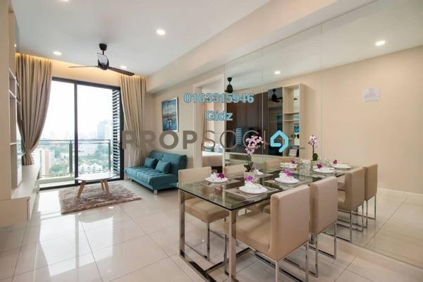 Serviced Residence For Sale in Nadi Bangsar, Bangsar Freehold Fully Furnished 1R/1B 1m