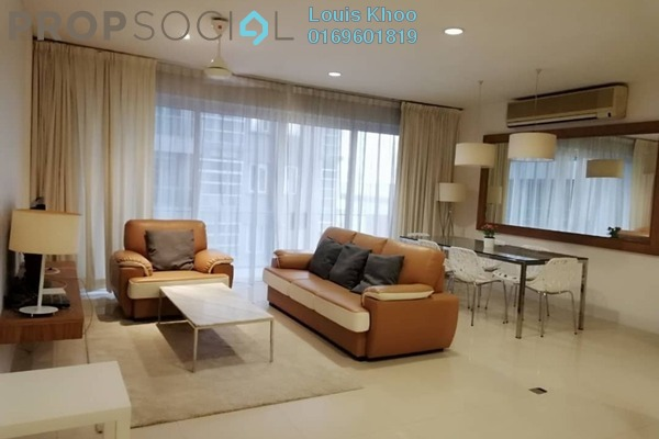 For Sale Condominium at Bintang Goldhill, KLCC Freehold Fully Furnished 3R/2B 1.15m